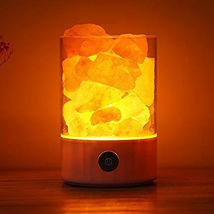 岩塩ランプのスピリチュアル