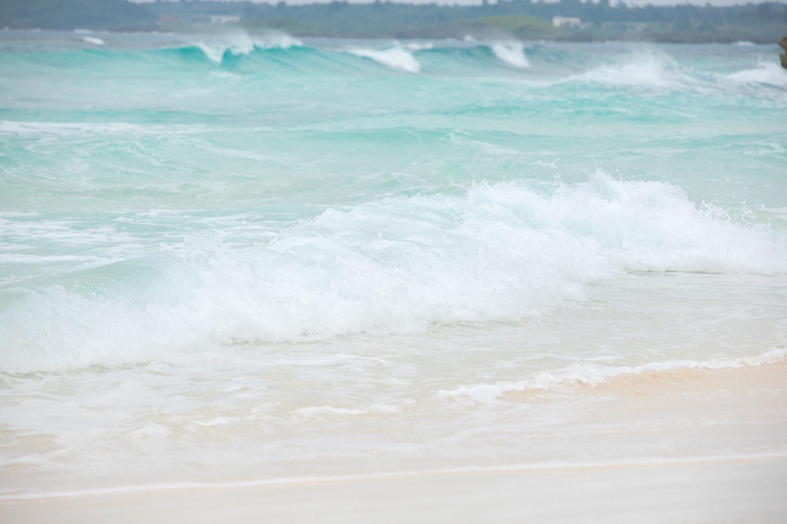 邪気を取り除き、身も心も浄化させる。海のスピリチュアル効果。